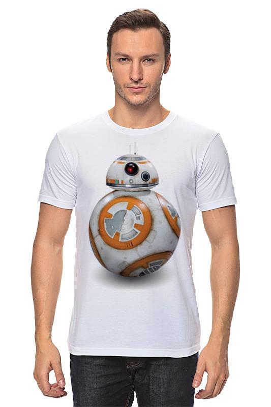 Футболка классическая Printio Star wars/звездные войны дроид bb8 футболка классическая printio r2 d2 star wars
