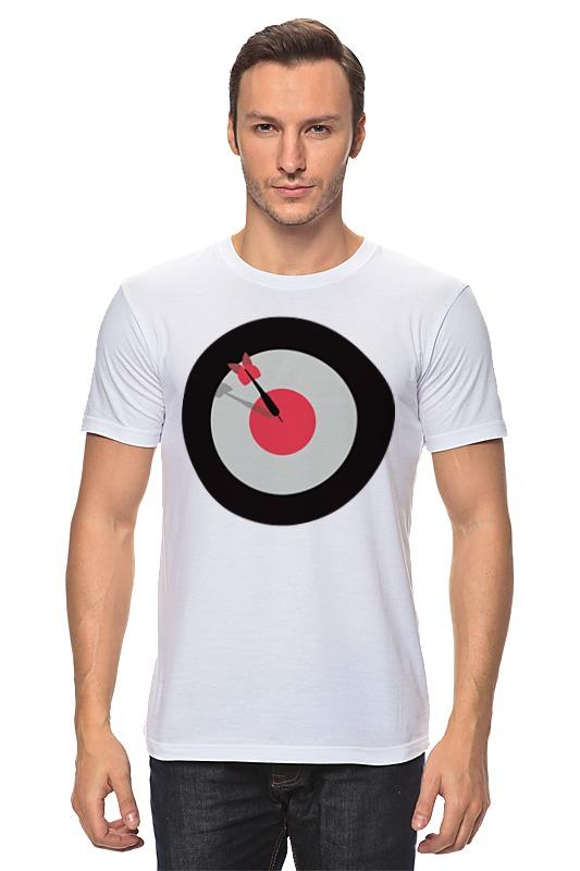 Футболка классическая Printio Дартс футболка wearcraft premium printio дартс