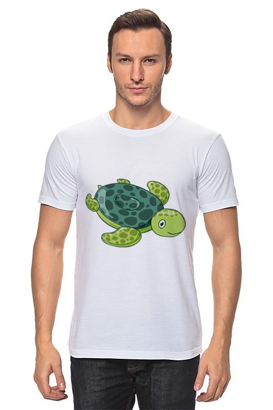 Футболка классическая Printio Черепаха футболка мужская senleis sls t1616 2015 1616