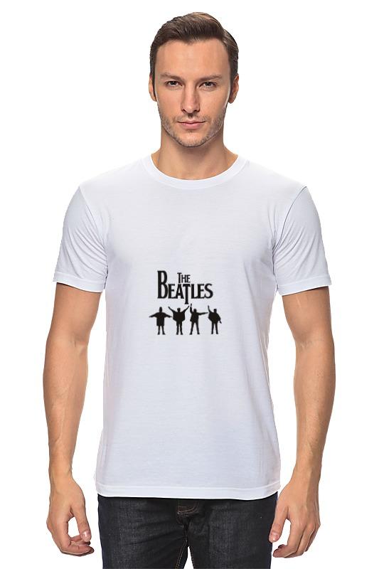 Футболка классическая Printio The beatles