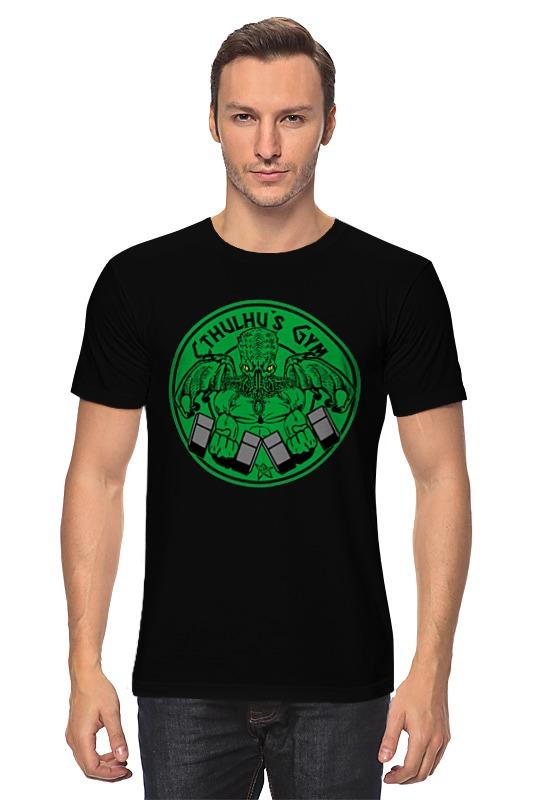 Футболка классическая Printio Ктулху ( cthulhu ) футболка классическая printio cthulhu 2016