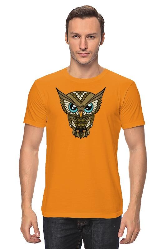Футболка классическая Printio Owl / сова футболка print bar dark owl