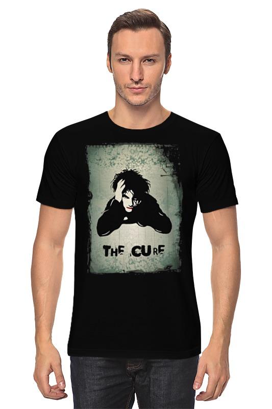 Футболка классическая Printio The cure band футболка классическая printio the cure wish