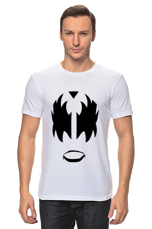 Футболка классическая Printio Kiss face футболка face
