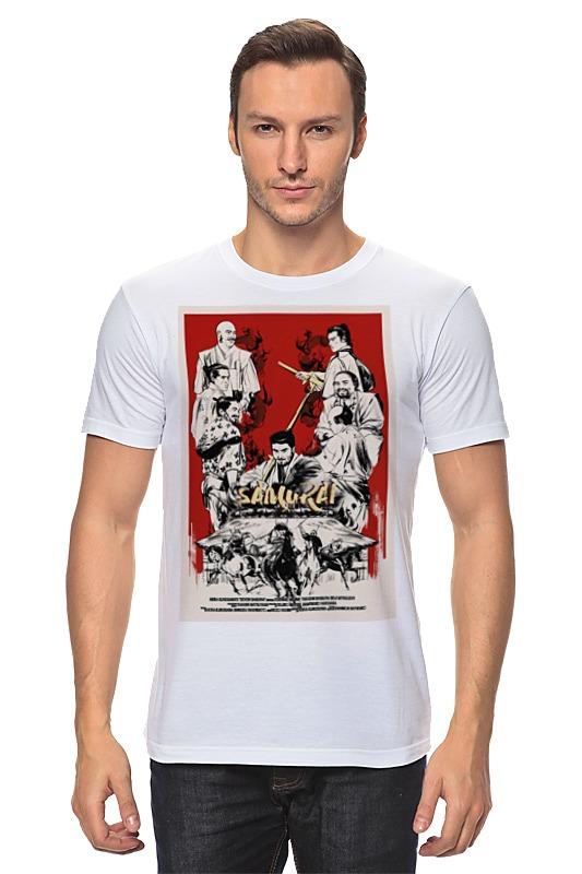 Футболка классическая Printio / shichinin no samurai