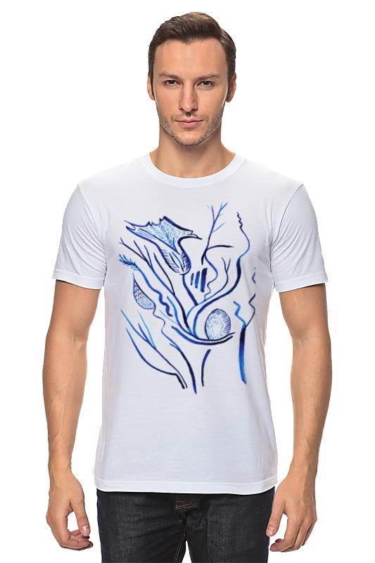 Printio Растительный узор футболка классическая printio растительный узор