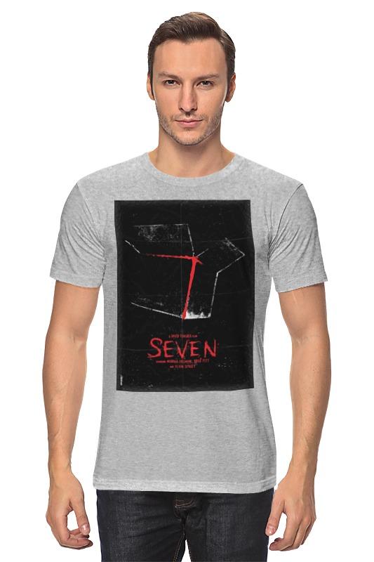 Футболка классическая Printio Seven / семь hero seven футболка