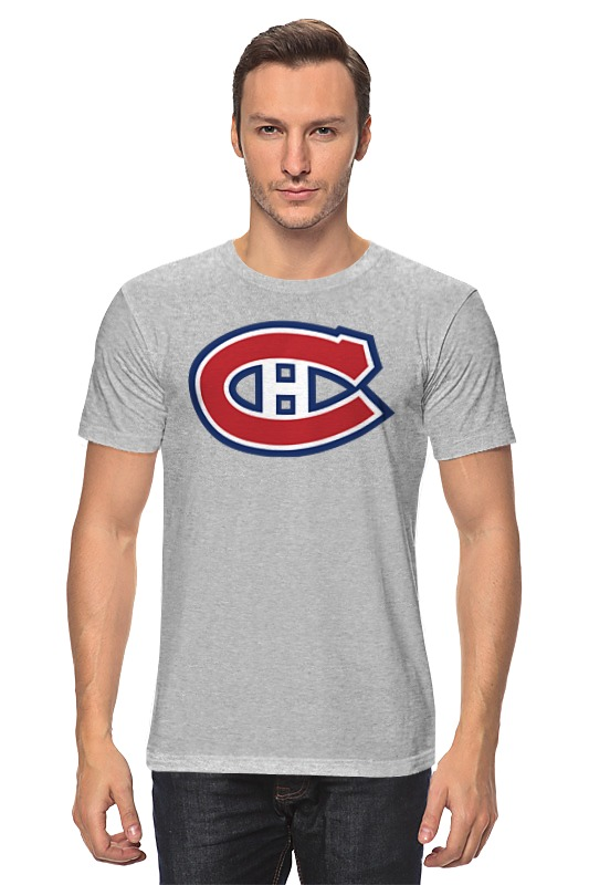 Футболка классическая Printio Montreal canadiens yellow days montreal