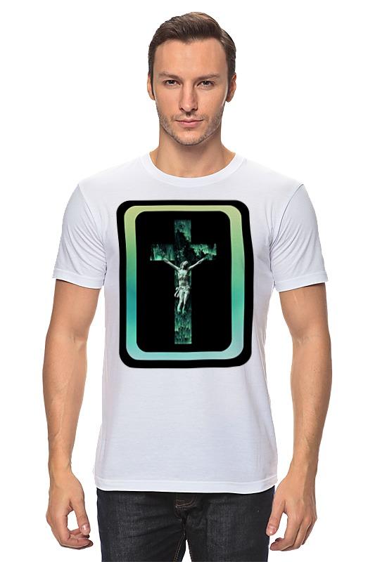 Футболка классическая Printio Крест сумка printio армянский крест