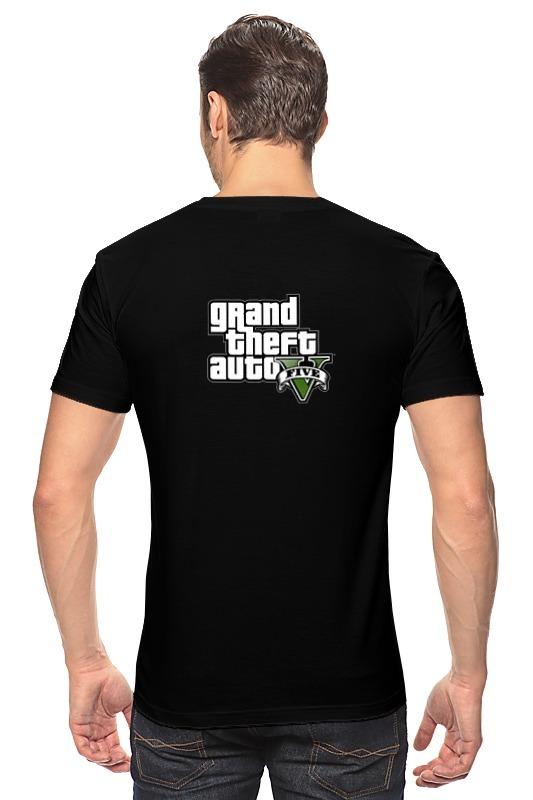 Футболка классическая Printio Gta 5 футболка классическая printio gta 5 dog