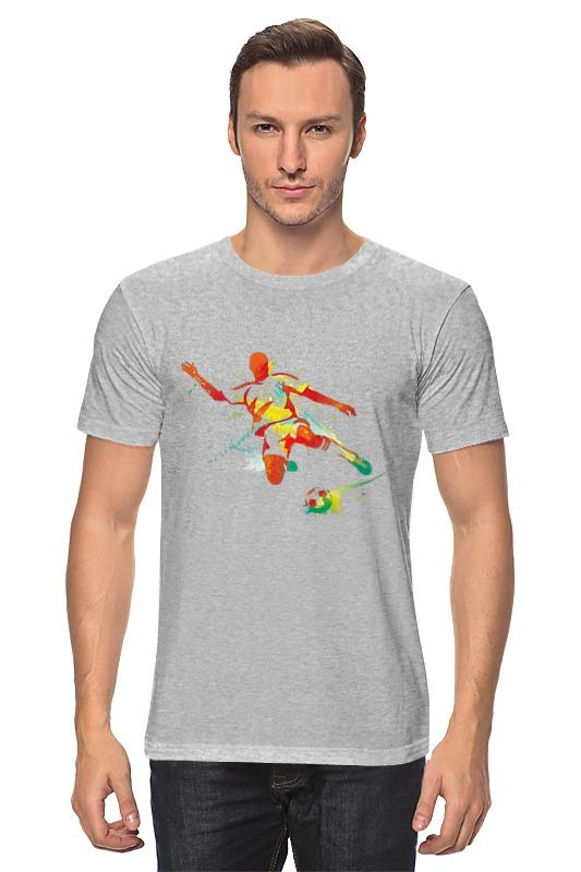 Футболка классическая Printio Футбол