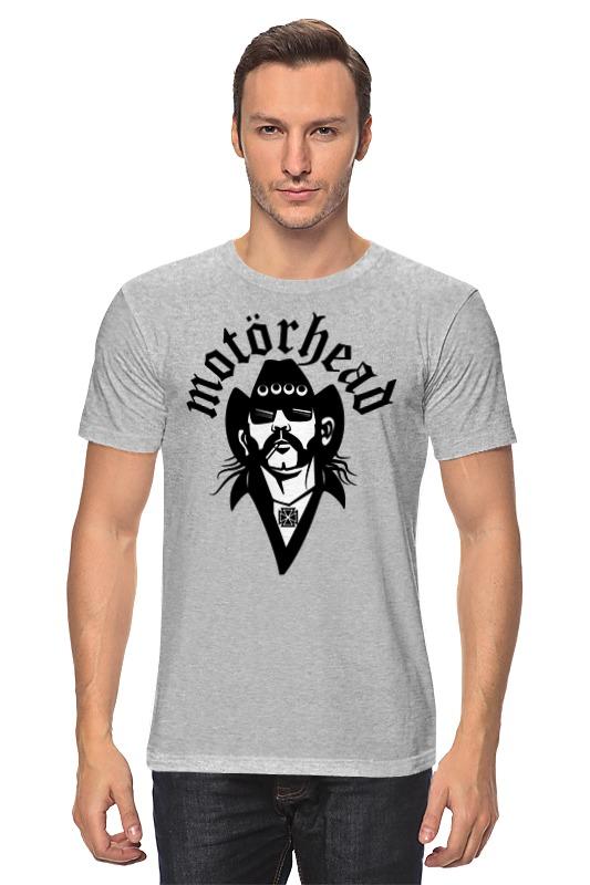 Футболка классическая Printio Motorhead band футболка стрэйч printio motorhead band
