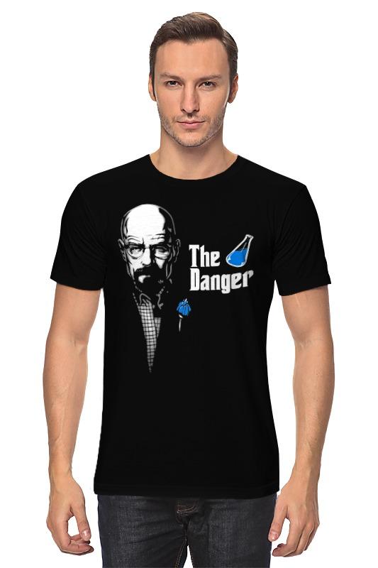 Футболка классическая Printio The danger футболка print bar danger toxic