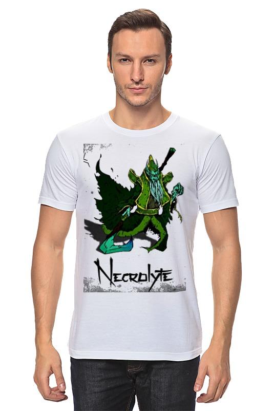 Футболка классическая Printio Dota 2 necrolyte футболка классическая printio dota 2 templar assassin