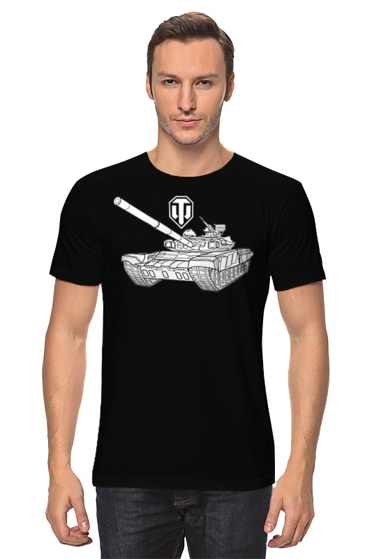 Футболка классическая Printio World of tanks #16 футболка стрэйч printio world of tanks