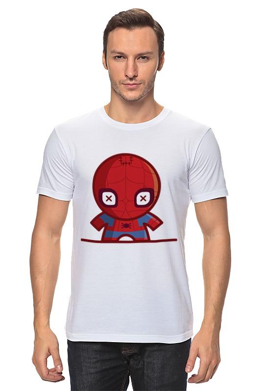 Футболка классическая Printio Человек паук ( spider man ) футболка print bar spider man