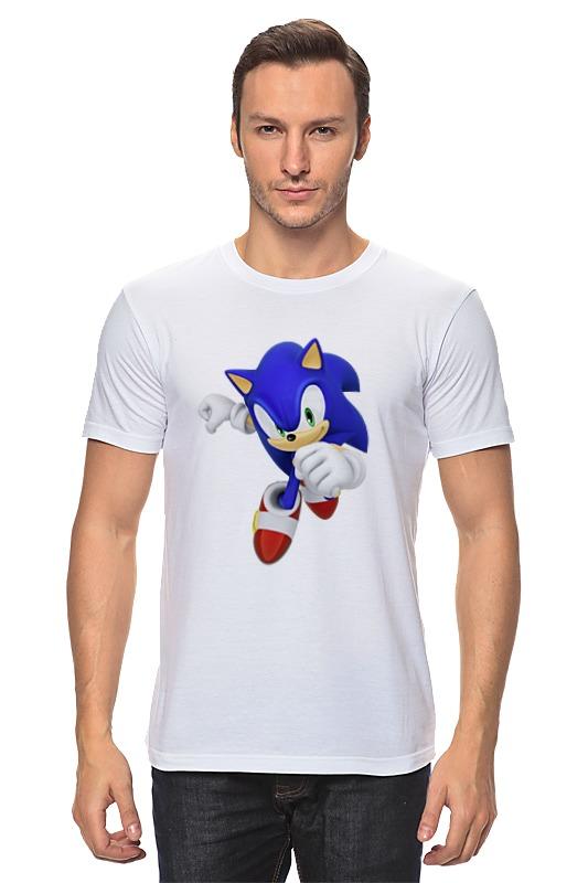 Футболка классическая Printio Sonic футболка классическая printio sonic dance
