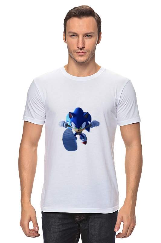 Printio Sonic unleashed fitness unleashed