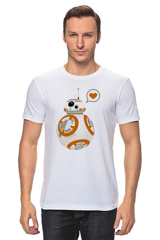 Футболка классическая Printio Sphero's star wars bb-8 droid футболка классическая printio star wars