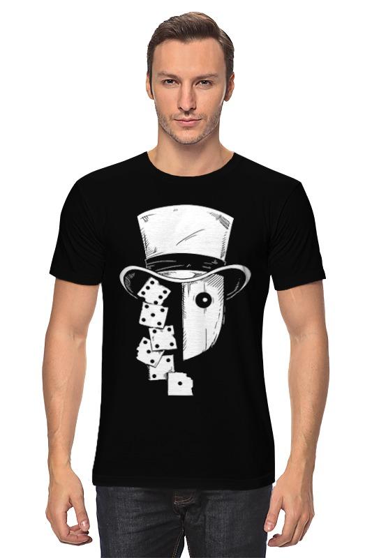 Футболка классическая Printio Игрок футболка классическая printio череп игрок