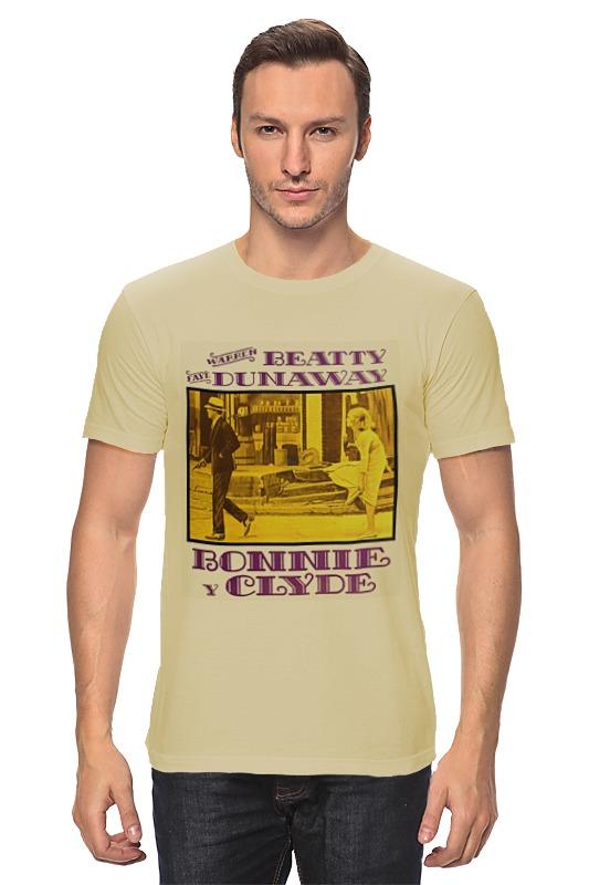 Футболка классическая Printio Бонни и клайд футболка wearcraft premium printio бонни и клайд