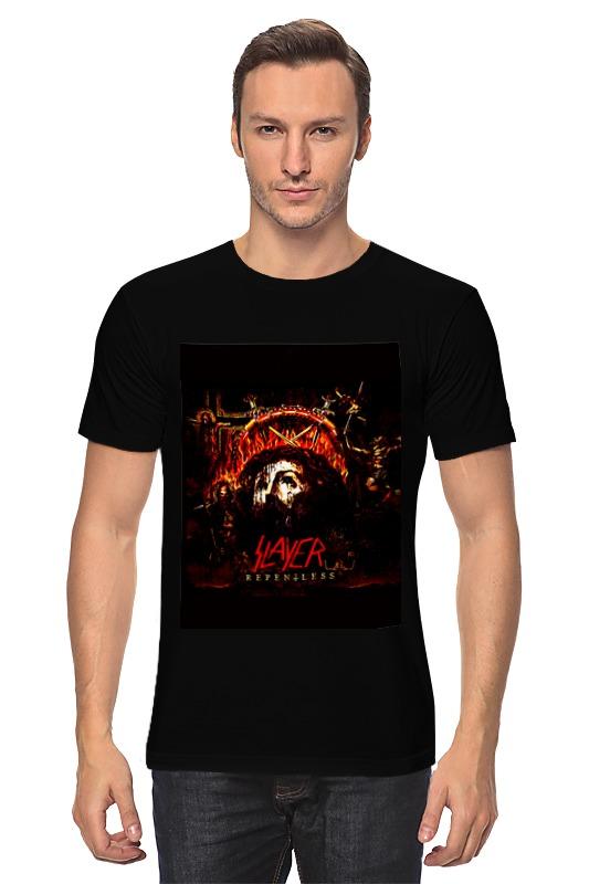 Футболка классическая Printio Slayer repentless 2015 футболка artka ta11245x 2015