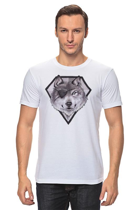 Футболка классическая Printio Diamond dog dog print top