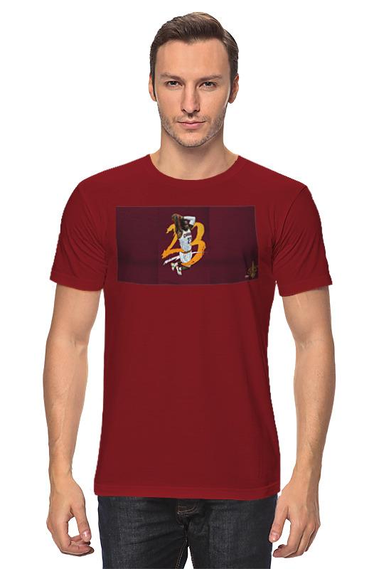 Printio Lebron james футболка с полной запечаткой для девочек printio lebron james