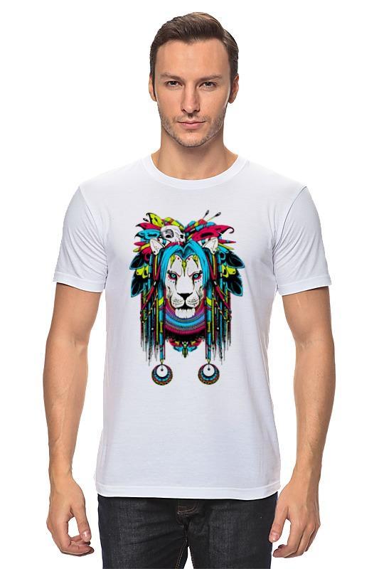 цена Printio Шаман-лев (ж) онлайн в 2017 году