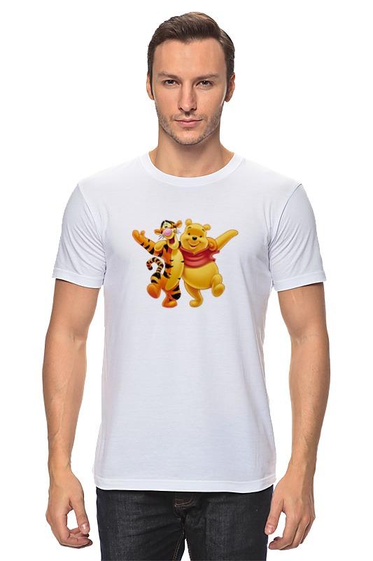Футболка классическая Printio Винни-пух футболка классическая printio винни пух