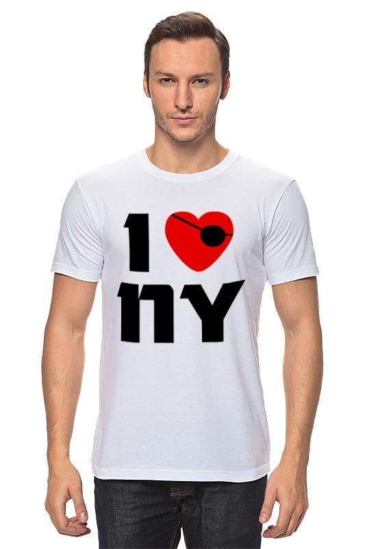 Printio Я люблю побег из нью-йорка printio я люблю нью йорк