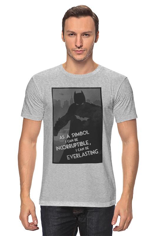 Футболка классическая Printio Batman begins batman begins фигурка batman bale