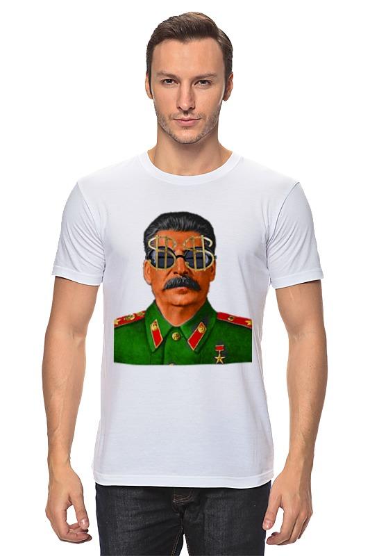 Printio Сталин футболка классическая printio сталин