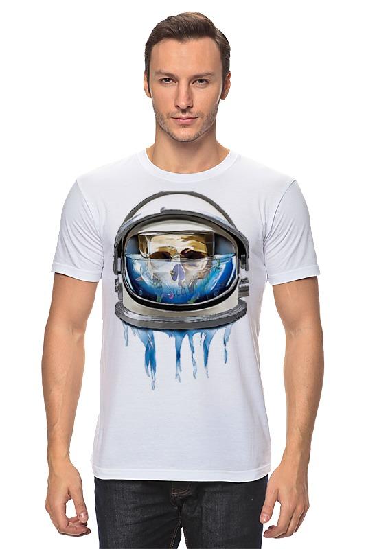 Футболка классическая Printio Dead astronaut