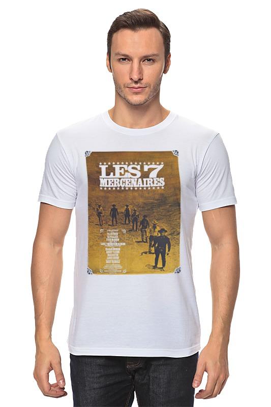 Футболка классическая Printio Magnificent seven футболка wearcraft premium printio magnificent seven