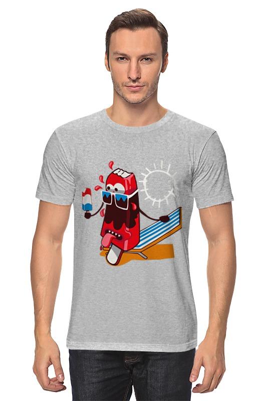 Футболка классическая Printio ice cream футболка классическая printio ice cream t shirt