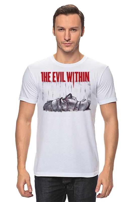 Футболка классическая Printio The evil within