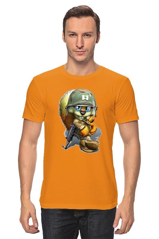 Футболка классическая Printio Лисенок солдат футболка классическая printio неизвестный солдат