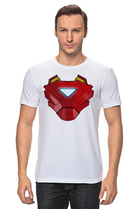 Printio Iron man футболка стрэйч printio sptder man