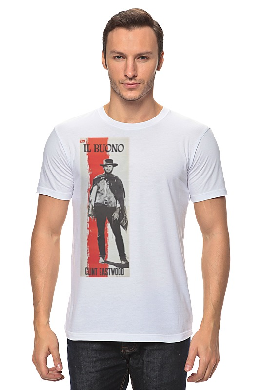 Футболка классическая Printio Il buono футболка wearcraft premium slim fit printio il buono