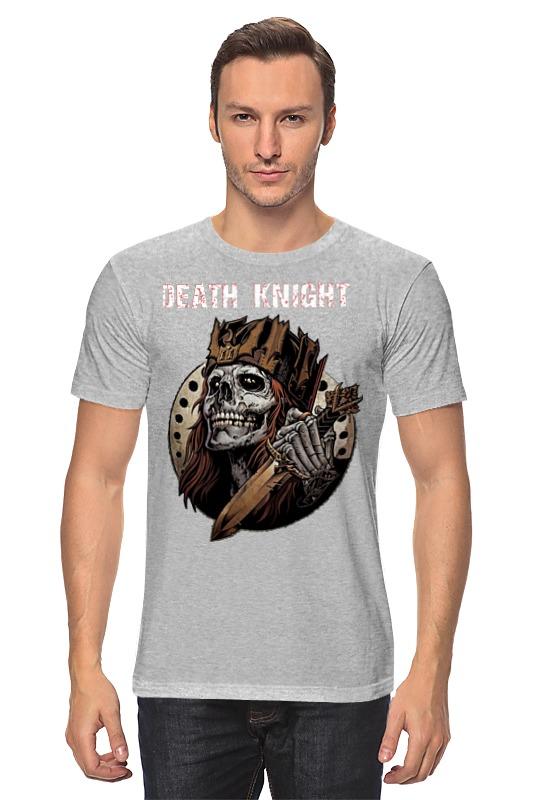 Футболка классическая Printio Death knight футболка классическая printio arkham knight