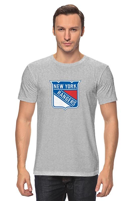 Футболка классическая Printio New york rangers / nhl usa футболка wearcraft premium printio los angeles kings nhl usa
