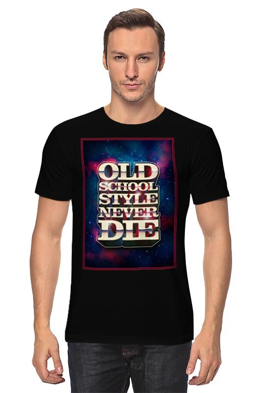Футболка классическая Printio Old school style футболка классическая printio anchor old school