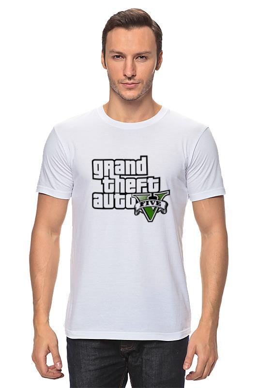 Футболка классическая Printio Grand theft auto v футболка классическая printio grand theft auto 5