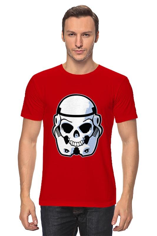 цена Printio Skull trooper онлайн в 2017 году
