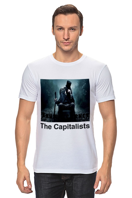 Фото - Футболка классическая Printio Капиталист владимир гурвич капиталист