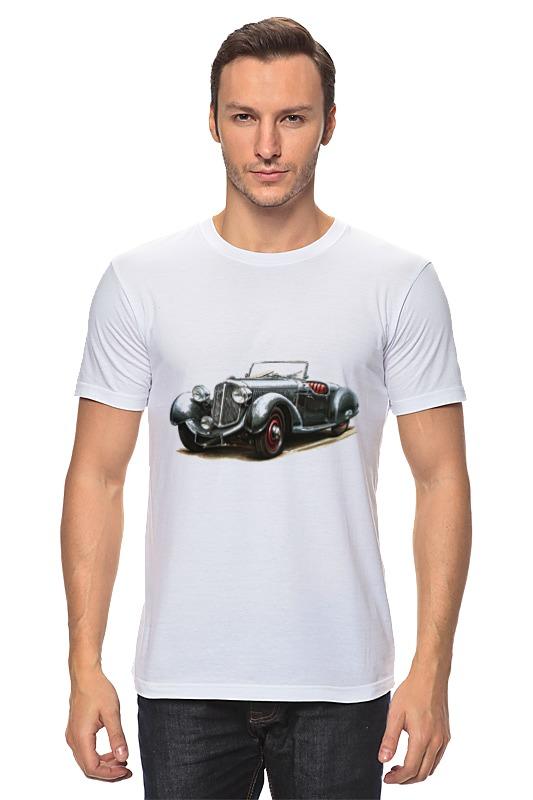 Printio Ретроавтомобили 7 цена и фото