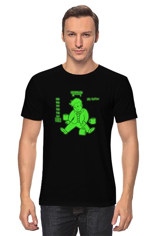Футболка классическая Printio Fallout boy футболка классическая printio fallout фэллаут
