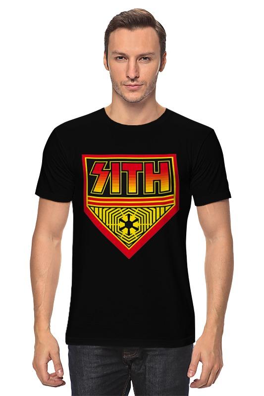 Футболка классическая Printio Sith (star wars)