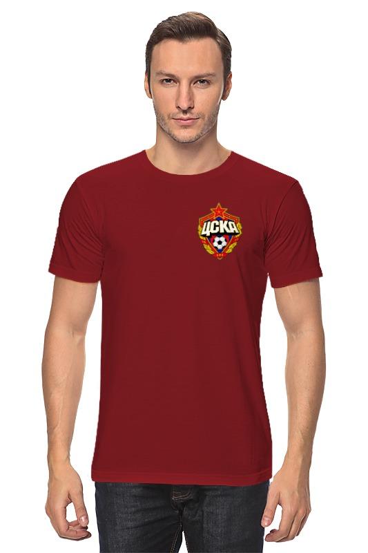 Футболка классическая Printio Фк цска футболка классическая printio фк ростов